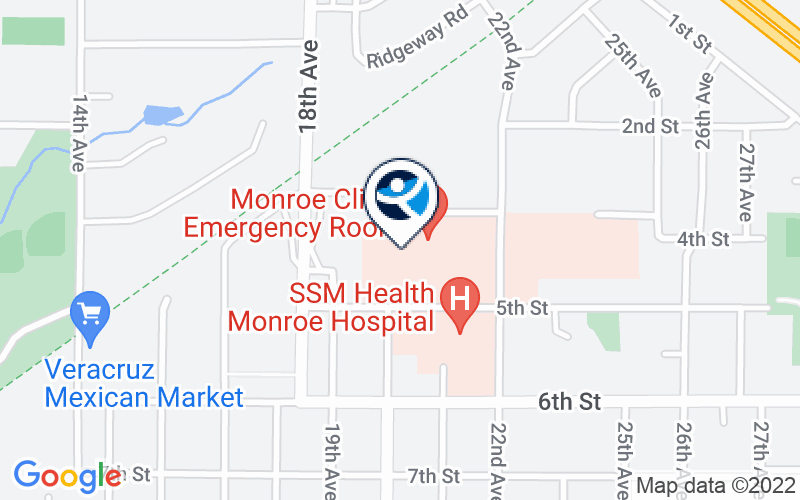 Monroe Clinic Location and Directions