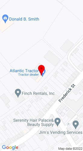 Google Map of Finch Services, Incorporated 515 Frederick Street, Hanover, PA, 17331-3723