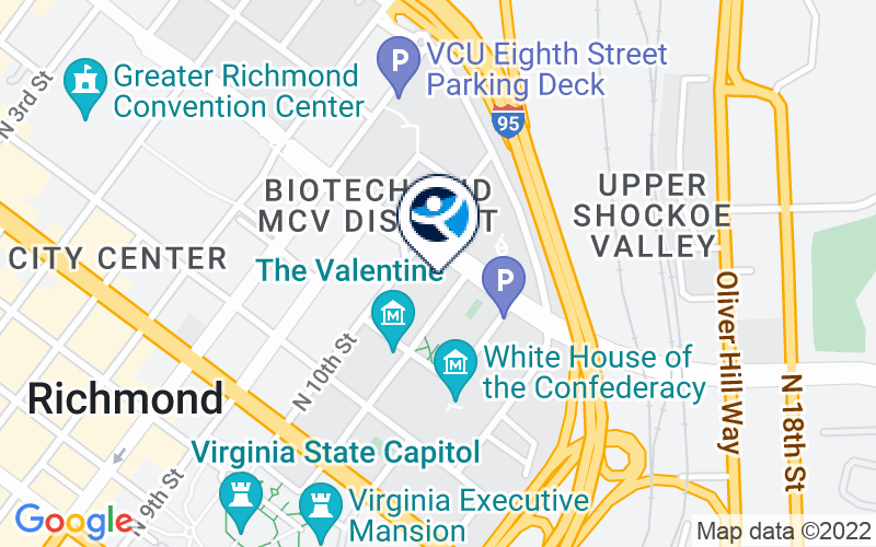 Virginia Treatment Center for Children Location and Directions