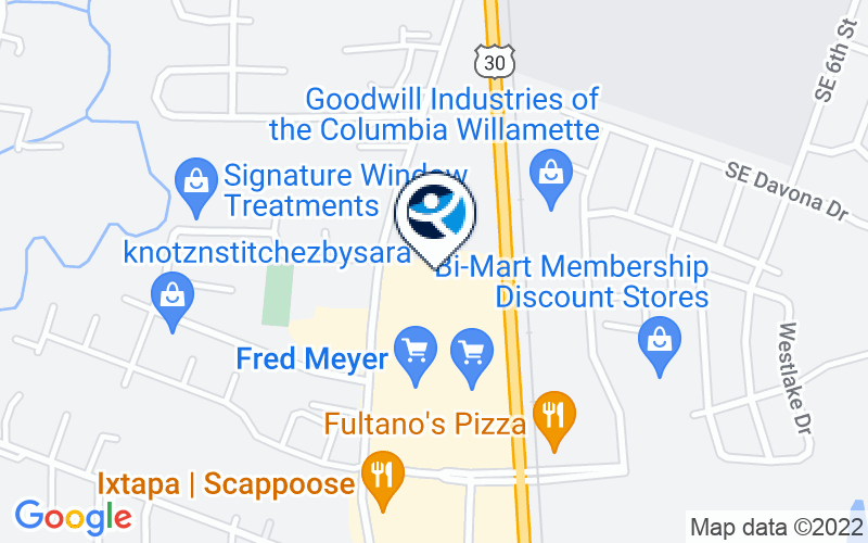Columbia Community Mental Health - Scappoose Location and Directions