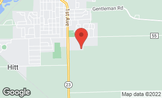 Map of 516 Cassidy Avenue OTTAWA, IL 61350