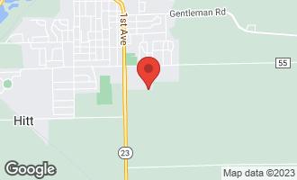 Map of 517 Cassidy Avenue OTTAWA, IL 61350