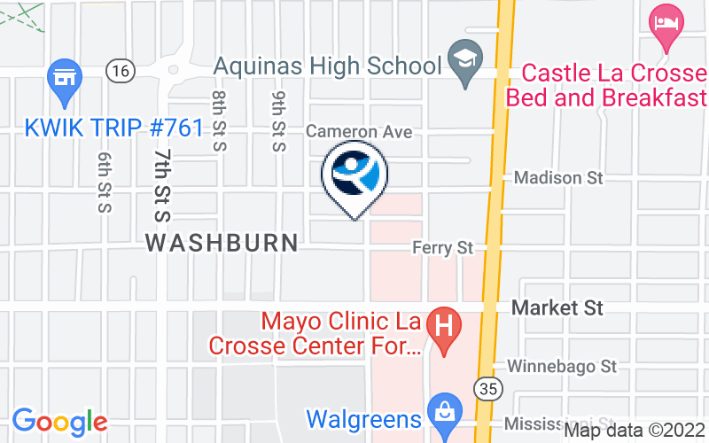 Mayo Clinic Health System - Women's Recovery House Location and Directions