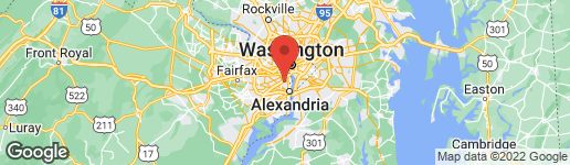 Map of 518 TENNESSEE AVENUE ALEXANDRIA, VA 22305