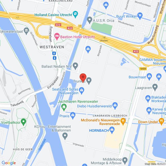 Industrieterrein 'De Liesbosch'
