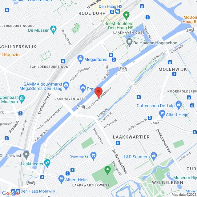 Neherkade 2756 / Tak van Poortvlietstraat 105