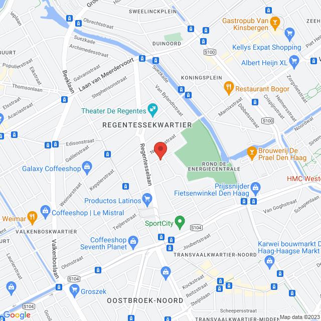 Van Marumstraat 12-A