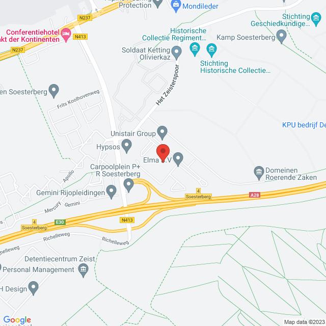 """Centurionbaan """"Richelleweg"""""""