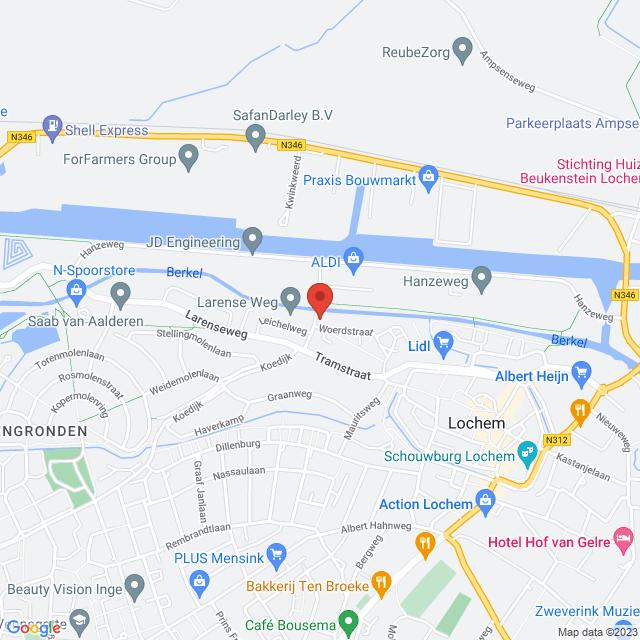 Haalmansweg 42 t/m 56