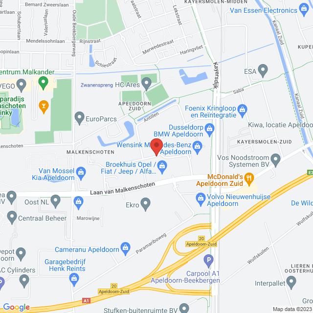 Malkenschoten / Nagelpoelweg