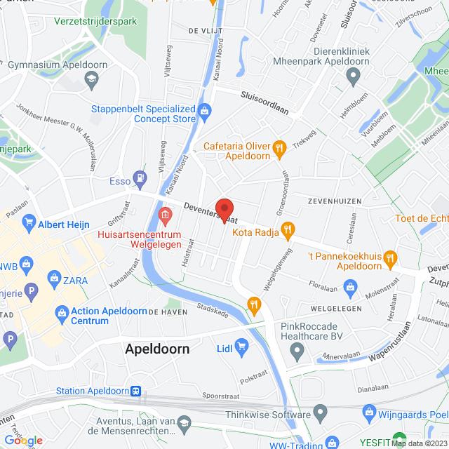 Deventerstraat 84 - 84b