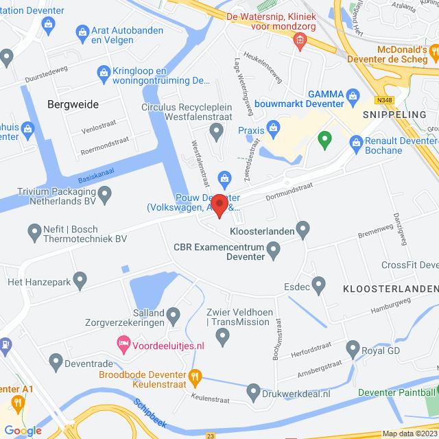 Dortmundstraat 2