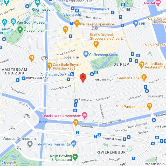 Van Ostadestraat 146-III