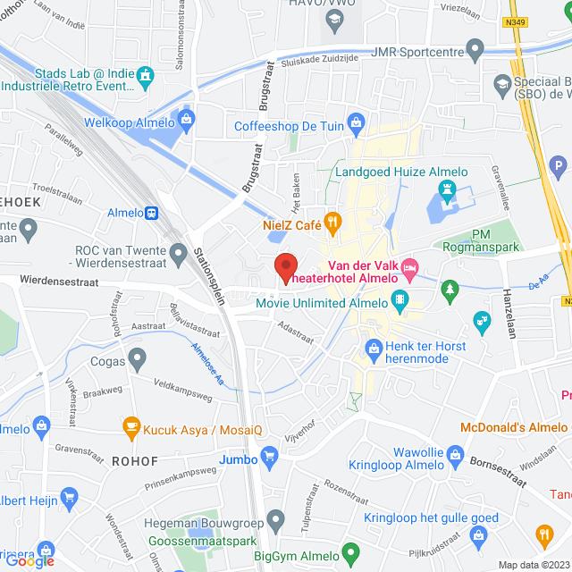 Wierdensestraat 25-27 / Kloosterhofstraat 6