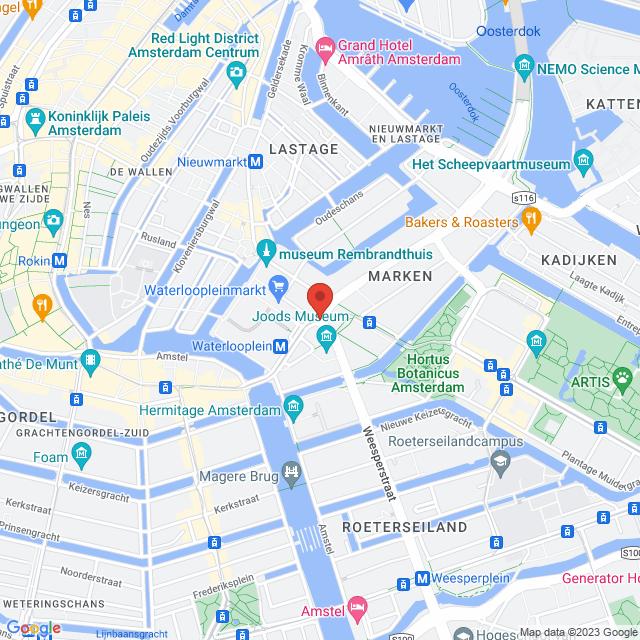 Grondpositie tussen Amsterdam en Landsmeer