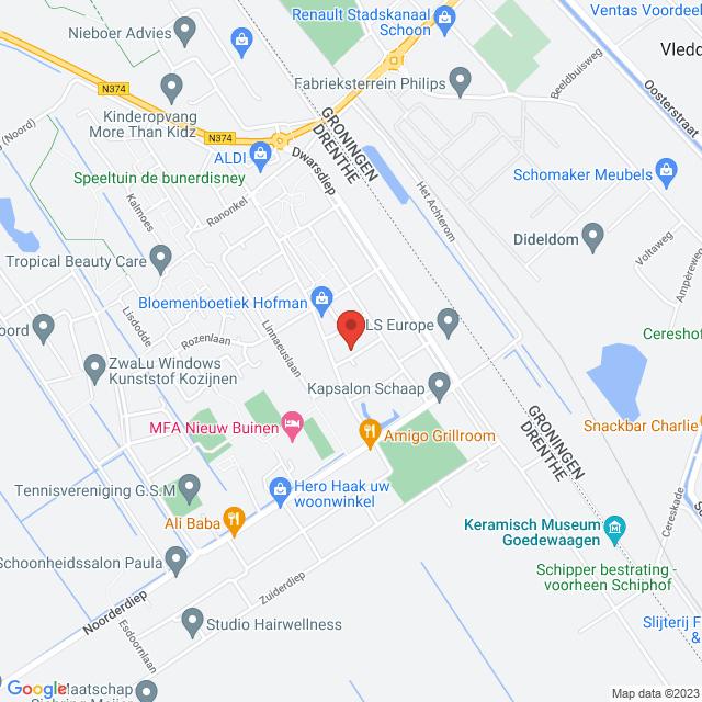Anjerstraat