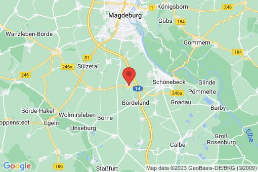 Karte Welsleben