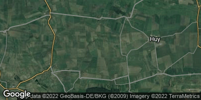 Google Map of Huy