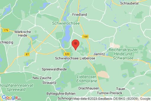 Karte Doberburg