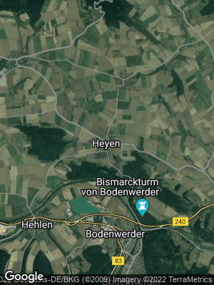 Google Map of Heyen