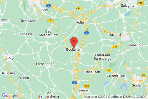 Karte Bockenem