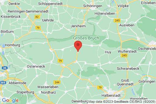 Karte Vogelsdorf
