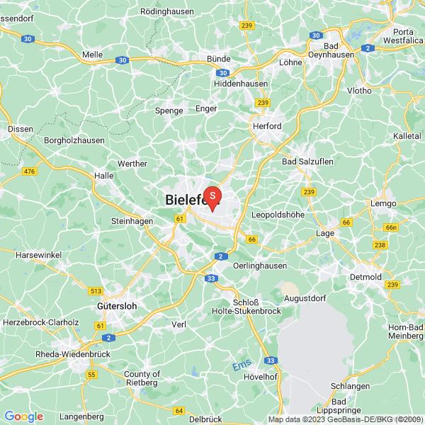 DAV-Kletterzentrum Speicher 1 der Sektion Bielefeld