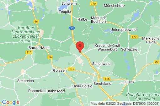 Karte Rietzneuendorf-Staakow