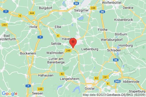 Karte Salzgitter Hohenrode