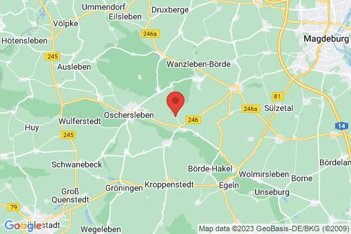 Karte Peseckendorf