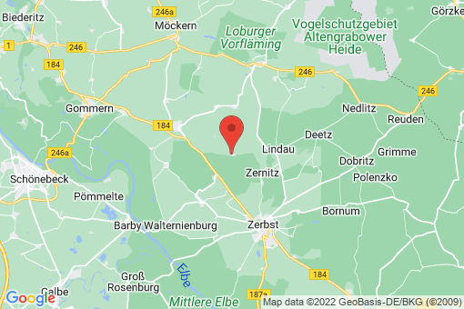 Karte Buhlendorf
