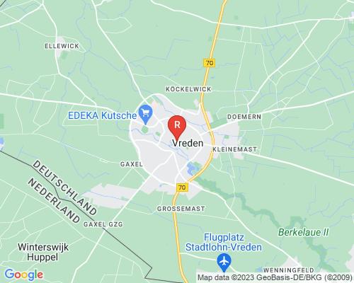 Google Karte von Rohrreinigung Vreden