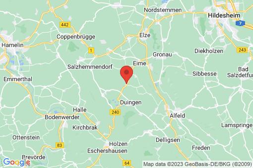 Karte Marienhagen