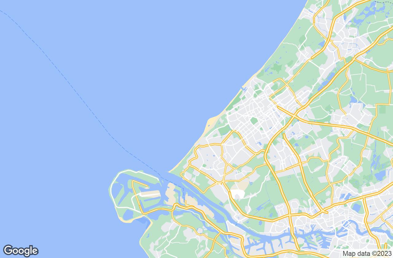 Google Map of Ter Heijde