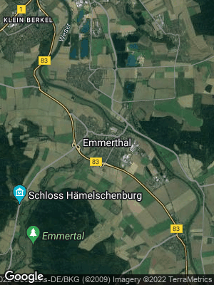 Google Map of Emmerthal