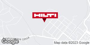 Региональный представитель Hilti в г. Чита