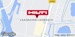 Krijg een routebeschrijving naar Hilti Store Nieuwegein