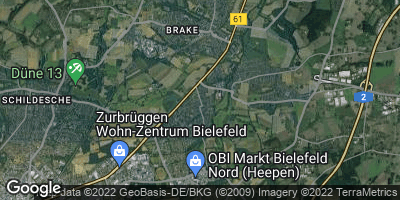 Google Map of Milse
