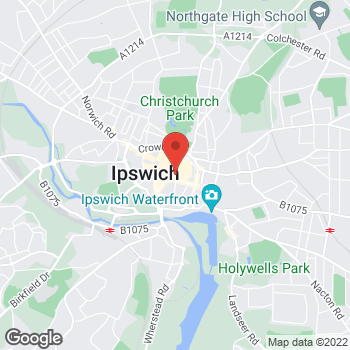 Map of wilko Ipswich at 28-32 Upper Brook Street, Ipswich,  IP4 1EB
