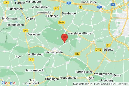 Karte Schermcke
