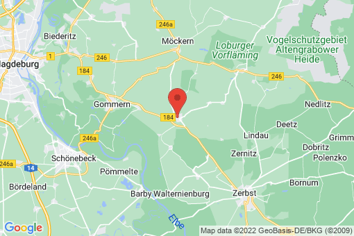 Karte Leitzkau