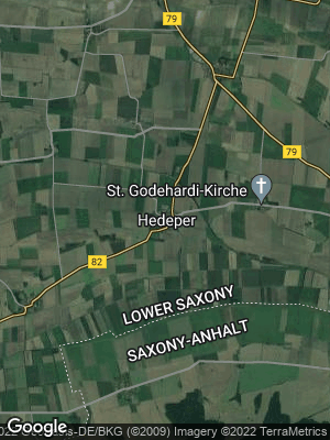Google Map of Hedeper