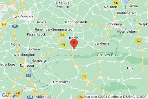 Karte Winnigstedt