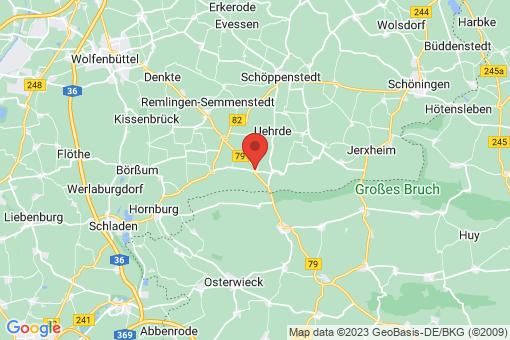 Karte Roklum