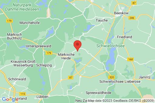 Karte Wittmannsdorf-Bückchen