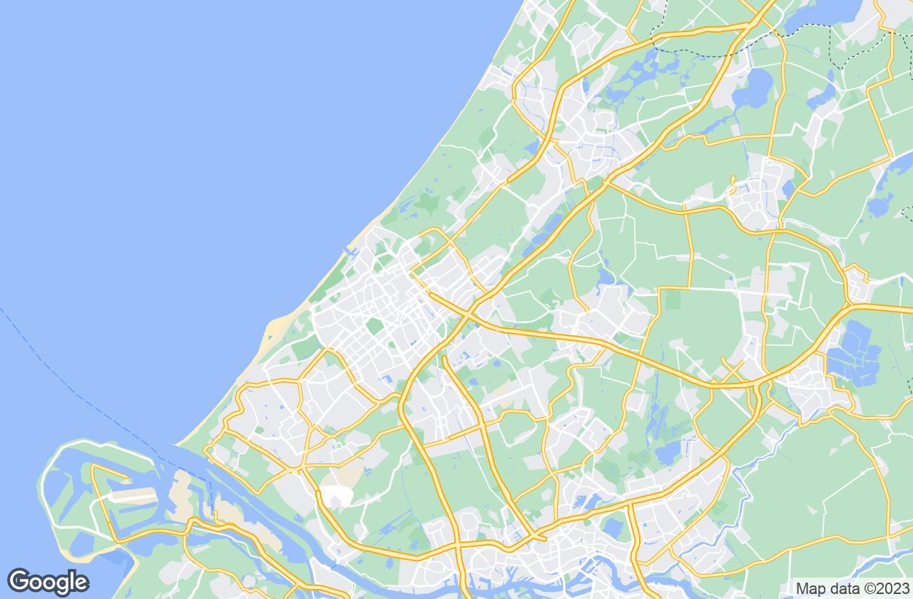Google Map of Voorburg