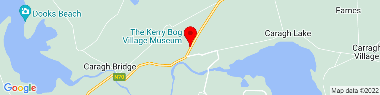 Google Map of 52.07322777777778, -9.881966666666667