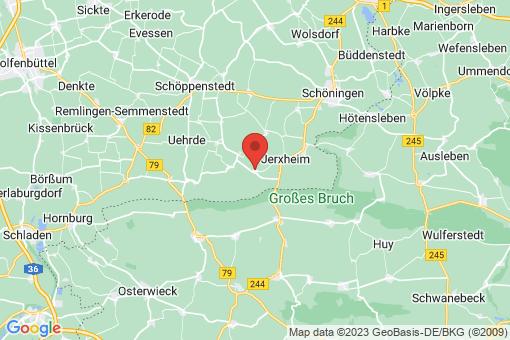 Karte Beierstedt