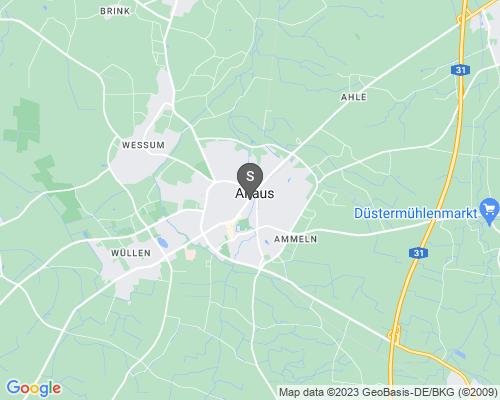 Google Karte von Schlüsseldienst Ahaus