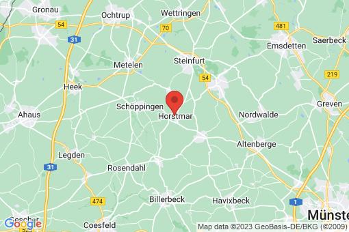 Karte Horstmar